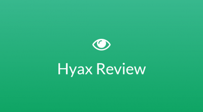 Hyax Review