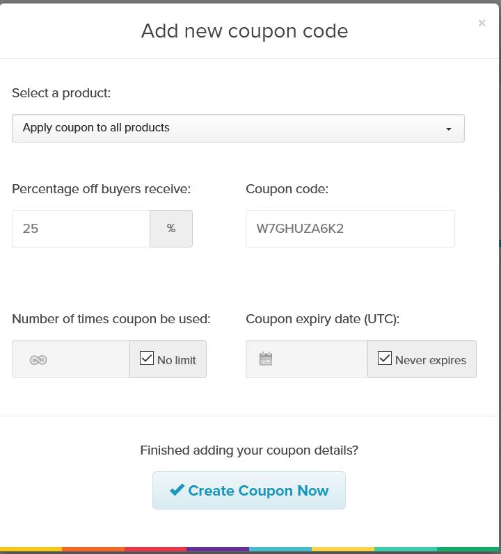 Payhip coupon