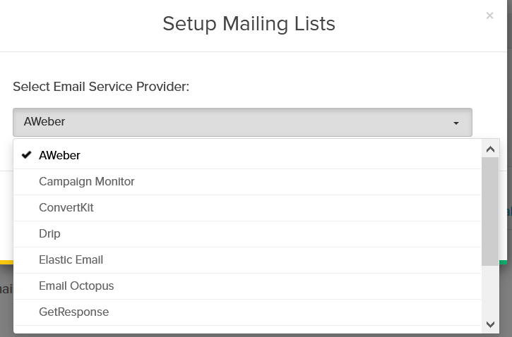 Payhip Mailing List