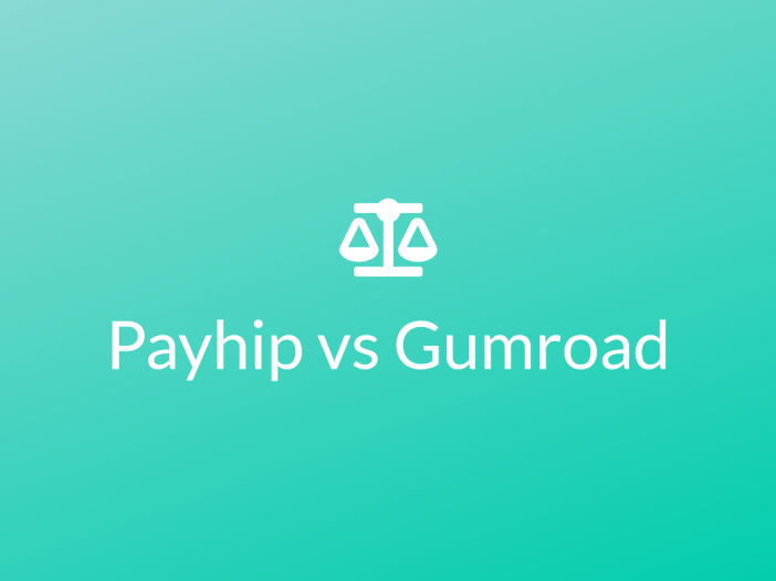 Payhip vs Gumroad
