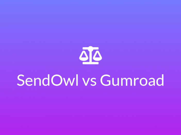 SendOwl vs Gumroad
