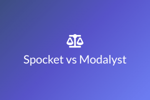 Spocket vs Modalyst
