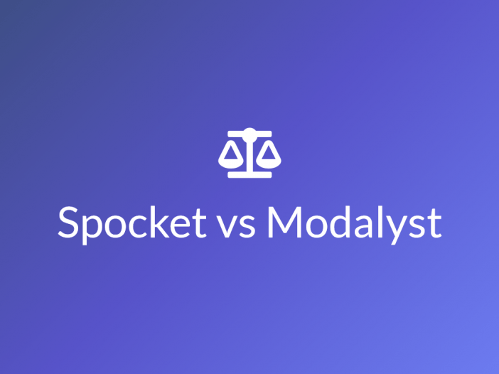 Spocket vs Modalyst