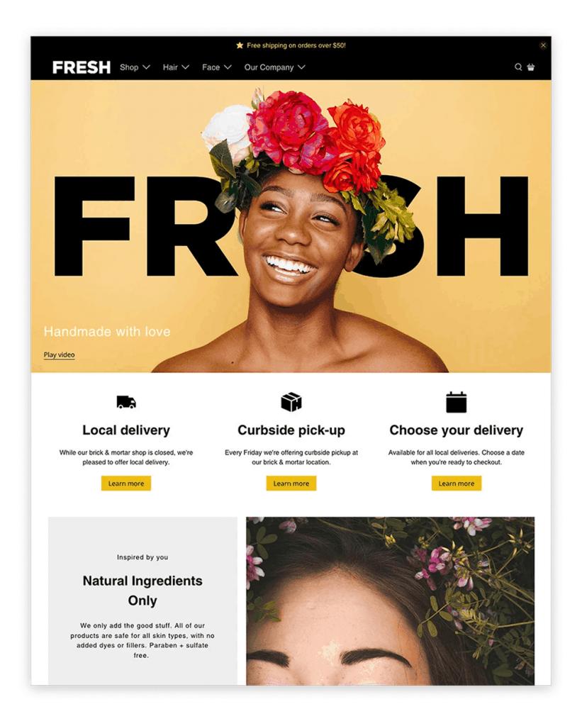 Flex Shopify Theme